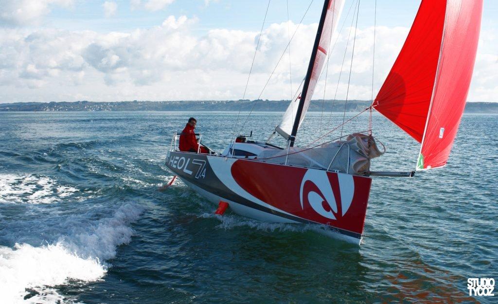 Heolsailing décoration bateau