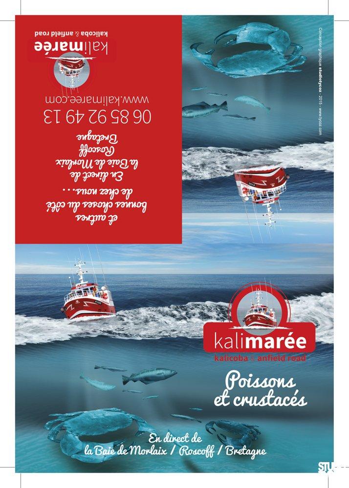 Cartes de visite pour Kalimarée