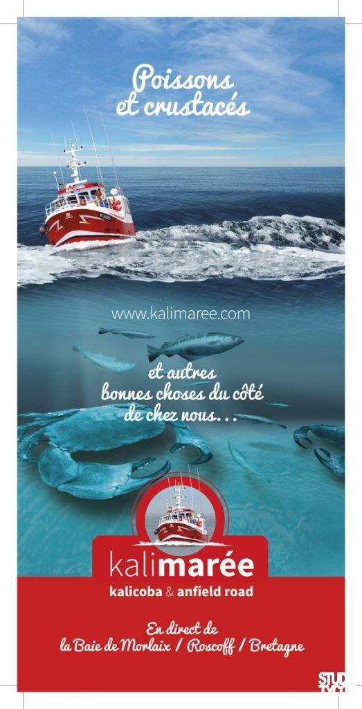 Flyer pour Kalimarée
