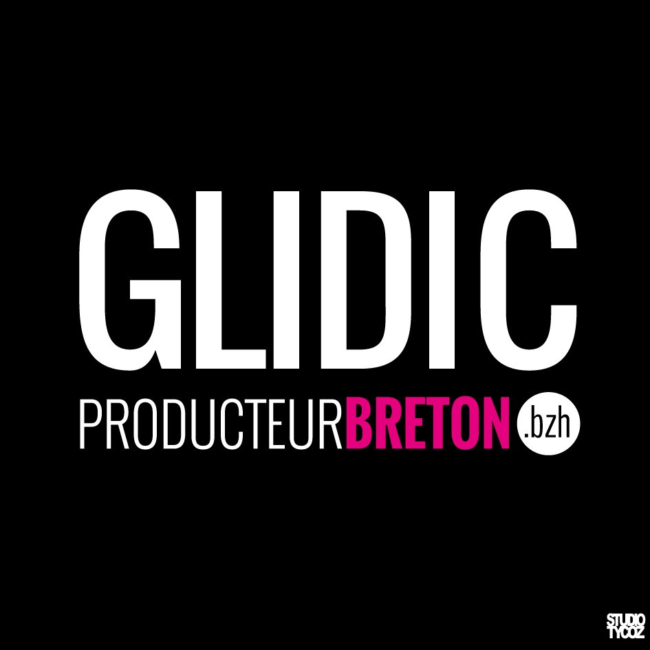 Conception logo Glidic