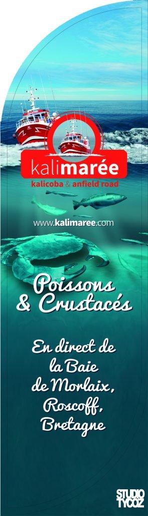 Voile pour Kalimarée