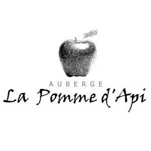 Restaurant 1 étoile La Pomme d'Api